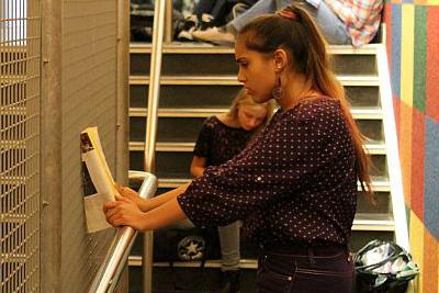 Suum Cuique schoolkrant lezen